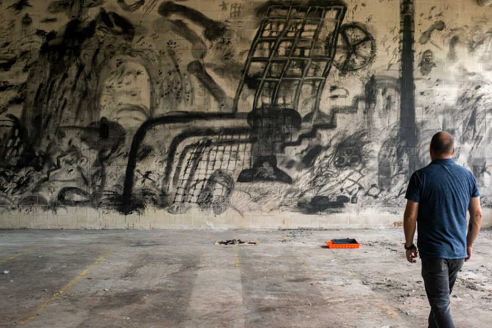 Residency Allows Artists to Work in Ruins of Historic Paper Mill