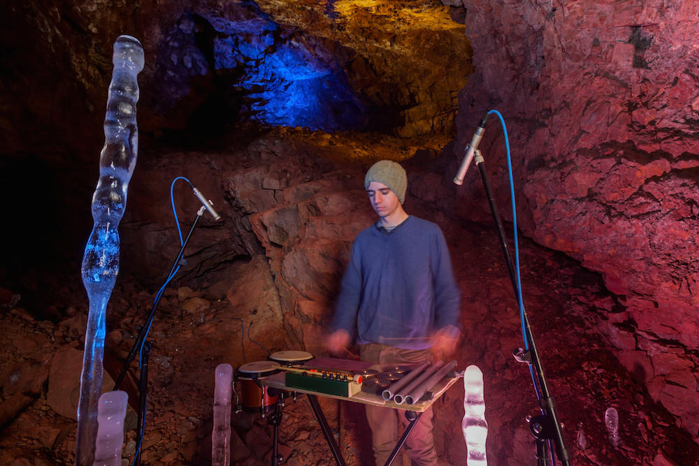 WMUK Art Beat: Cave Music